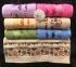 Набор полотенец из 6 штук ТМ Gursan Cotton Colored 1