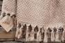 Полотенце махровое ТМ Buldans Cakil Beige 90х150 1