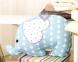 Подушка декоративная ТМ Идея Слоник в ассортименте 45х38 2