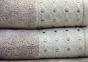 Полотенце махровое ТМ LightHouse Bamboo Puan темно-бежевый 1
