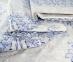 Постельное бельё ТМ Вилюта ранфорс-платинум 12657 голубой 5