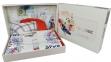 Постельное бельё ранфорс ТМ Ecosse acelya-pembe евро-размер 1
