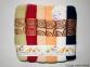 Набор полотенец из 6 штук Cestepe VIP Cotton Bilma 0