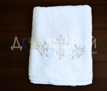Полотенце для крещения ребёнка ТМ Ярослав крыжма