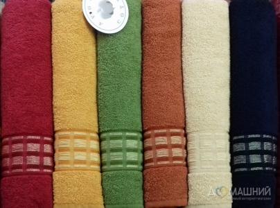 Набор махровых полотенец Turkiz Dry Jakarli Selfie