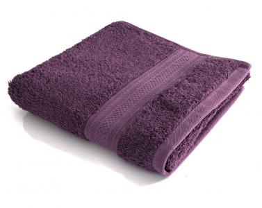 Полотенце махровое ТМ Irya Karya Purple 50х90