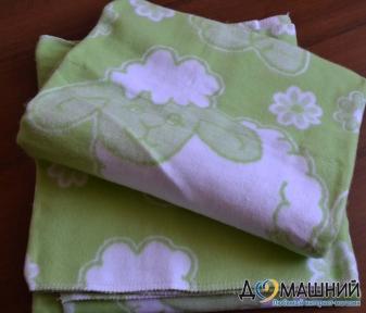Одеяло детское ТМ Ярослав в подарочной упаковке 45006 салатовое