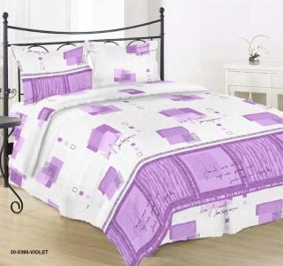 Постельное белье ТМ Nostra бязь Gold 30-0314 Violet