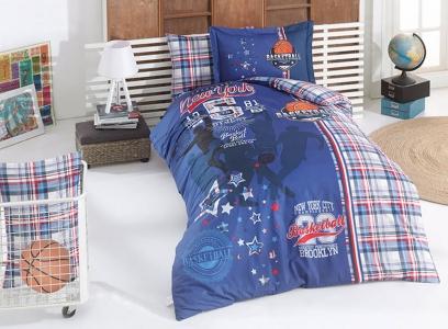 Подростковое постельное белье ТМ Clasy Баскетбол