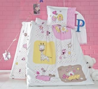 Детский постельный комплект ТМ Luoca Patisca Mezze