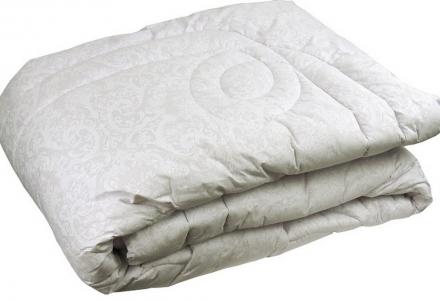 Одеяло зимнее ТМ Руно 316.02ШУ белое 172х205