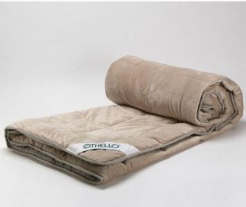 Одеяло антиаллергенное ТМ Othello Soffiere mocha 195х215