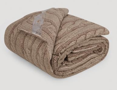 Одеяло зимнее шерстяное ТМ Iglen Фланель