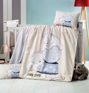 Детский постельный комплект ТМ LightHouse Frozen