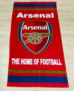 Полотенце велюровое пляжное Турция Arsenal 75х150