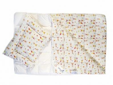 Комплект одеяло+подушка ТМ Billerbeck Малыш