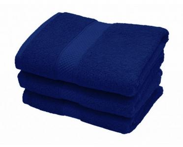Полотенце махровое ТМ Arya Miranda синий