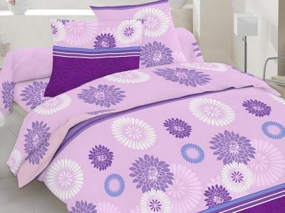 Постельное белье ТМ Novita бязь 20-1139 lilac