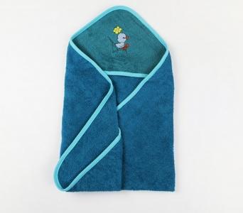 Полотенце-уголок для купания ТМ Lotus Baby 06
