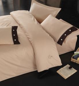 Постельное бельё ТМ Cotton Box ранфорс Plain Bej евро-размер