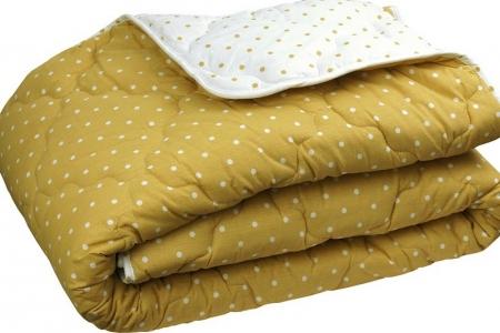 Одеяло зимнее ТМ Руно 316.02ШУ коричневое 172х205