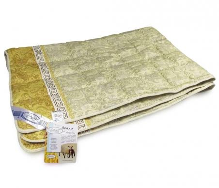 Одеяло межсезонное ТМ Leleka-Textile бежевого цвета