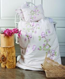 Постельное бельё ТМ Karaca Home детский Minik Kus