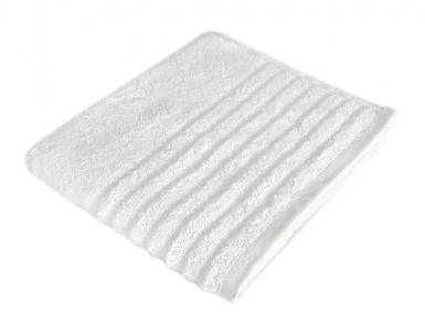Полотенце махровое ТМ Irya Wellas White 50х90
