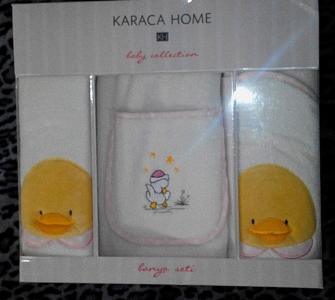 Набор для купания ТМ Karaca Home Duck