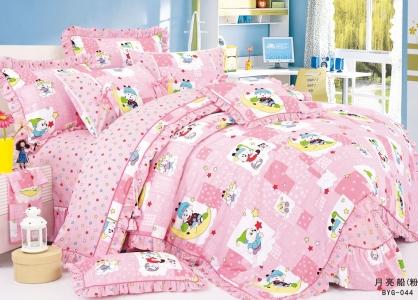 Детский постельный комплект ТМ Love You CR-17008