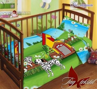 Детский постельный комплект ТМ TAG Далматин