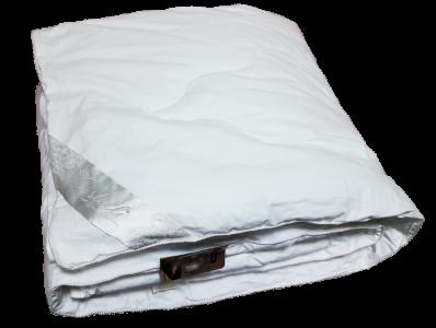 Одеяло летнее ТМ Zastelli с наполнителем из растительного шелка Капок