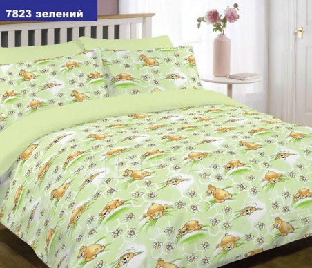 Детское постельное бельё ТМ