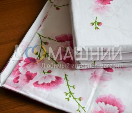 Простынь на резинке ТМ Вилюта цвета в ассортименте Сакура