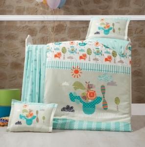 Детский постельный комплект ТМ Luoca Patisca Flyinn