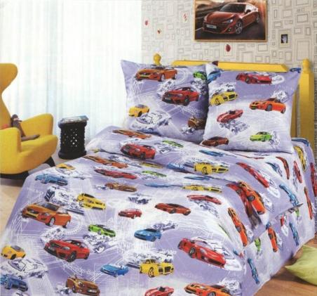 Подростковый постельный комплект ТМ ТOP Dreams Автомир