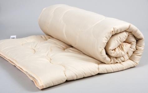 Одеяло зимнее ТМ Lotus Comfort Comfort Wool бежевое