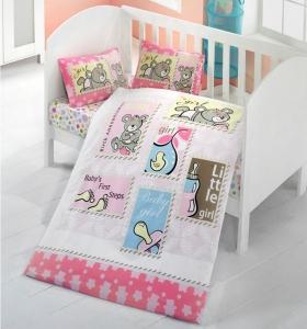 Детский постельный комплект ТМ LightHouse Baby Girl