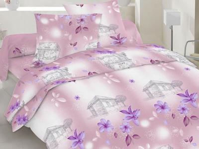 Постельное белье ТМ Novita бязь 20-1080 lilac
