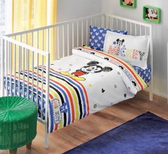 Детский постельный комплект ТМ TAС Mickey Sketch Baby