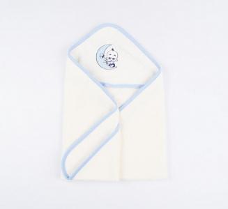 Полотенце-уголок для купания ТМ Lotus Moon 04