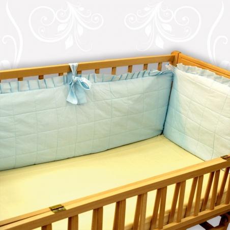 Мягкий бортик в детскую кроватку ТМ