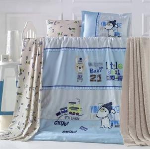 Детский постельный комплект ТМ Luoca Patisca PlayFull