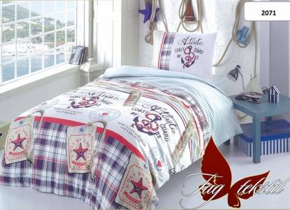 Подростковый постельный комплект ТМ TAG R2071