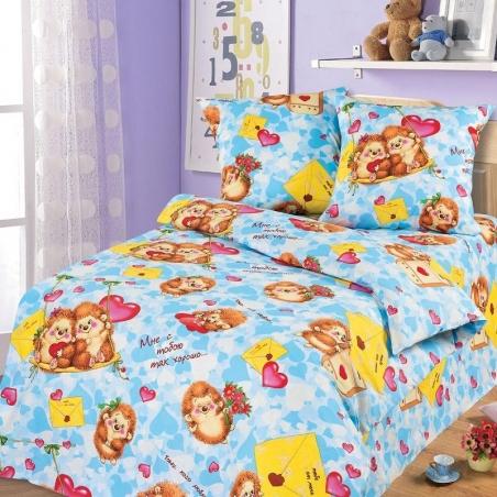 Подростковый постельный комплект ТМ ТOP Dreams Няшки