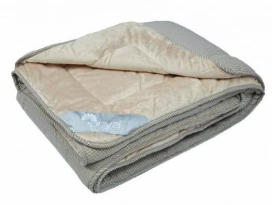 Одеяло силиконовое ТМ Arya Pure Line Sophie Brown