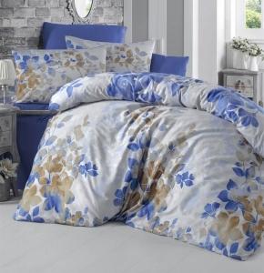 Постельное белье ТМ Victoria Sateen Bamboo Touch Kayra евро-размер