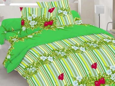 Постельное белье ТМ Novita бязь 20-0920 green