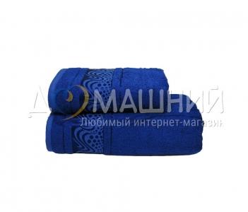 Полотенце ТМ Mariposa Bamboo Aqua синий