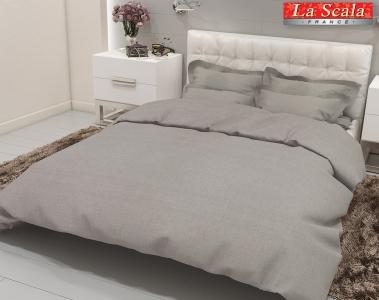 Льняное постельное белье ТМ La Scala L-03
